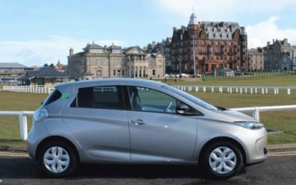Scotland launches its largest EV club