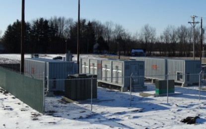 Japanese firm invests in US energy storage project