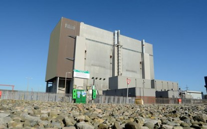 EDF given notice over CO2 release in nuclear plant