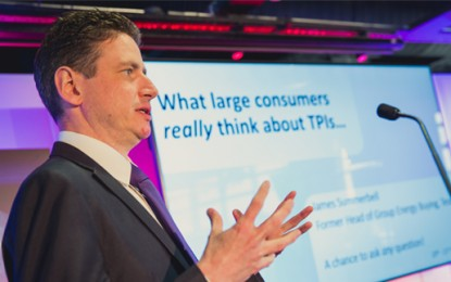 'Big energy users want value from TPIs'