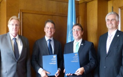 UN supports green economy in Europe