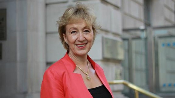 Newly appointed Energy and Climate Change Minister Andrea Leadsom. Image: DECC
