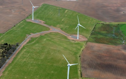 SSE sells three onshore wind projects