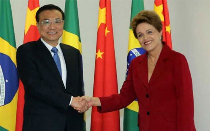 China invests $50bn in Brazil's energy sector