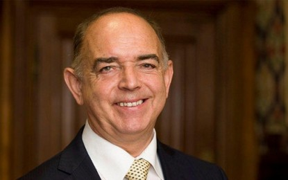Lord Bourne joins DECC