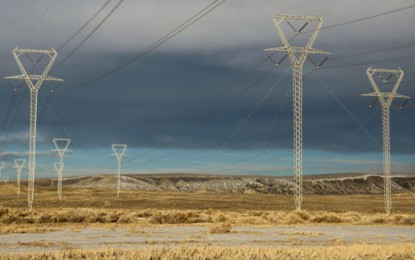 £100k for 'smarter' grid in rural US