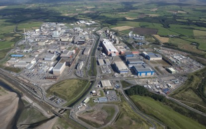 Sellafield awards £50m contract