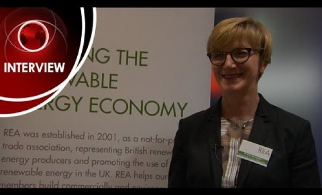 REA boss on renewable energy
