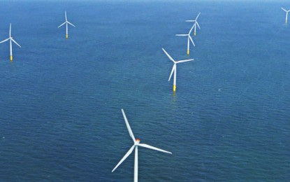 Scotland provides £1.5m for offshore wind