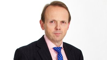 SSE Chief Executive Alistair Phillips-Davies. Image: SSE