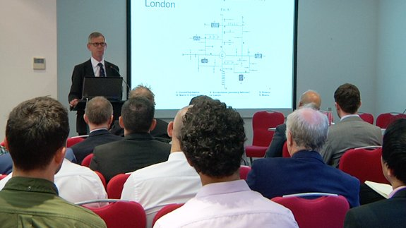 Anthony Price, Director, Electricity Storage Network.  Image: ELN