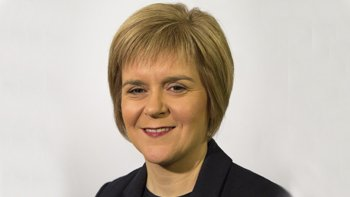 Scotland's First Minister Nicola Sturgeon. Image: Scottish Government