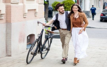 Cycling and walking 'saves UK £1m a day'
