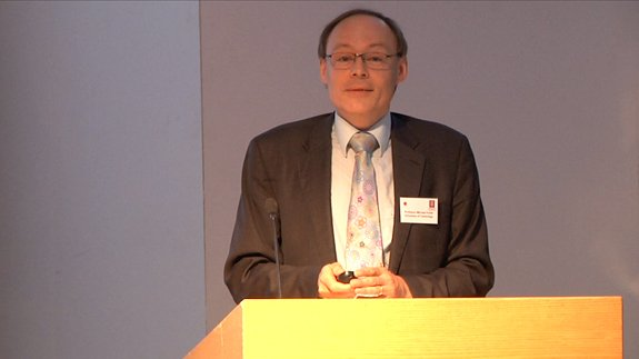 Michael Pollitt, Professor of Political Business at Cambridge University. Image: ELN