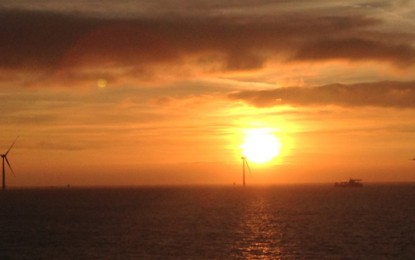 Scottish company wins DONG's offshore wind order
