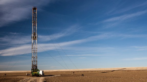 Drilling rig. Image: Thinkstock