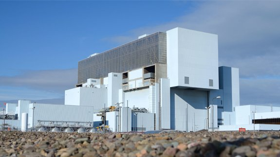 Torness power station. Image: EDF