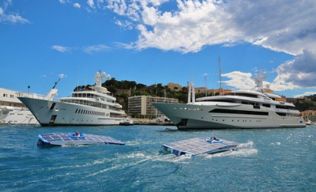 Monaco's green boat race to commence