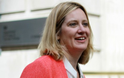 Amber Rudd insists government will back CCS