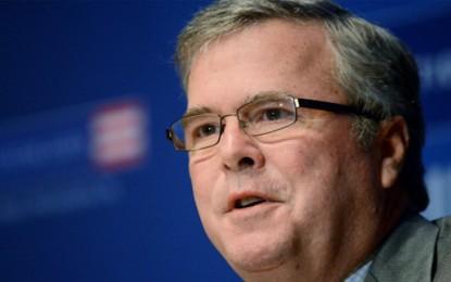 Jeb Bush wants to cut all energy subsidies