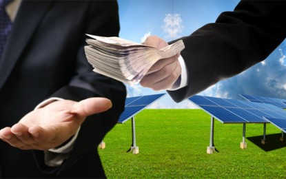 EU approves investment groups' green takeover