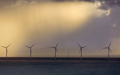 World's first offshore wind fund assets pass £1bn