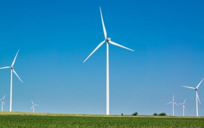 Yorkshire wind farm awards £46k to local groups