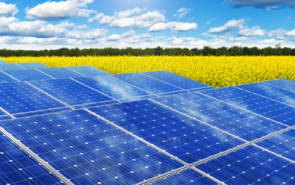 Solar investment to skyrocket 11.5% in 2017