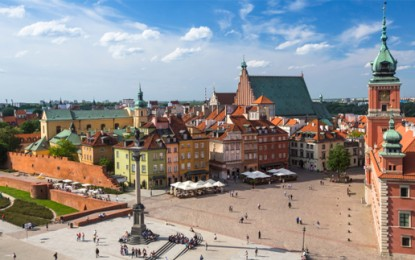 EU to invest €432m in Warsaw Metro