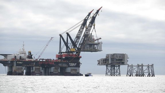 One of the fields BP plans to invest in. Image: BP