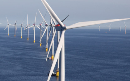 Wind profits sees DONG Energy valued at £10bn