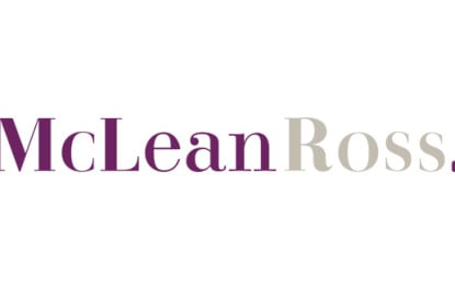 Job of the Week – Consultant Relationship Manager – McLean Ross