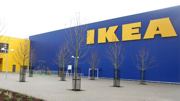 One of IKEA's stores. Image: IKEA