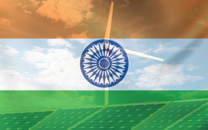 Green bonds issued to support Indian renewables