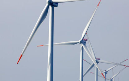 Clark says yes to world's biggest wind farm