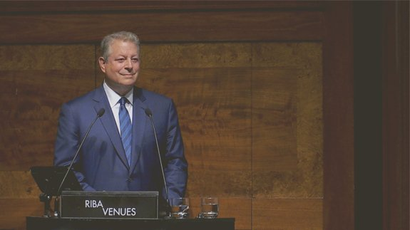Former US Vice President Al Gore. Image: ELN
