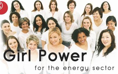 Girl power for the energy sector