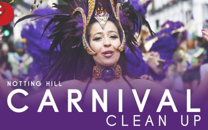 Notting Hill Carnival – Not in the Dumps