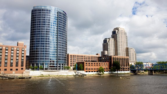 The City of Grand Rapids. Image: Thinkstock