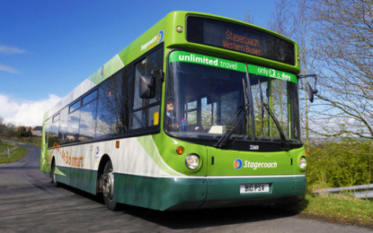 Next stop for UK buses – sustainability!
