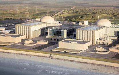 Schneider Electric selected for Hinkley nuclear project