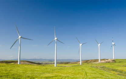 Wind 'could meet 25% of Europe's power needs'