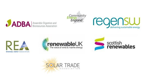 Renewable sector has teamed up to write a letter to DECC
