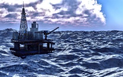 Obama blocks oil and gas drilling in Arctic Ocean