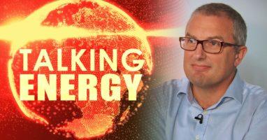 Talking Energy with Lawrence Slade of Energy UK