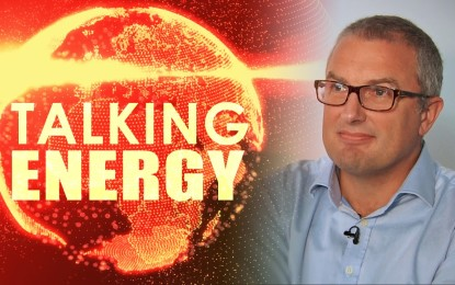 Talking Energy with Lawrence Slade of Energy UK