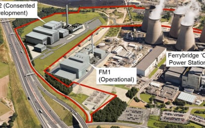Go-ahead for new power station in Yorkshire