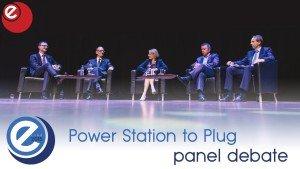 Power station to plug – Panel debate at EL2015