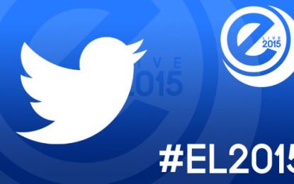 Energised tweeters at #EL2015