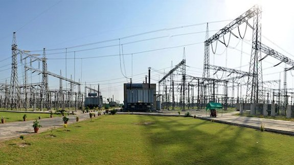 An electricity grid station in Pakistan. Image:  ADB